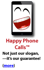 Happy Phone Calls!